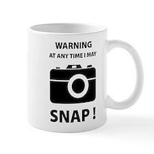 I May Snap Small Mug