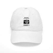 I May Snap Baseball Cap