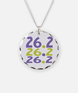 26.2 Marathon Necklace