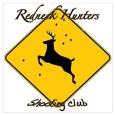 Red neck hunting club Poster
