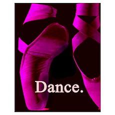 Dance. Poster