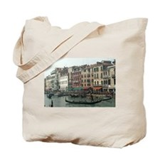 Cute Venezia Tote Bag