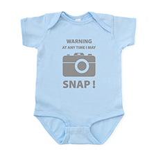 I May Snap Infant Bodysuit
