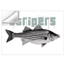 Stripers Wall Decal