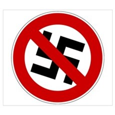 Anti-Nazi Poster