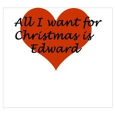 All I want for christmas is.. Poster