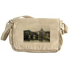 Vatican City Messenger Bag