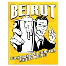 Small Beirut Poster