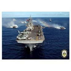 USS Kearsarge LHD-3 Poster