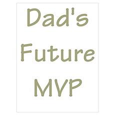 Dad's Future MVP Poster