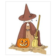 Samhain/brown Poster