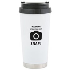 I May Snap Travel Mug