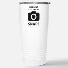 I May Snap Travel Mug