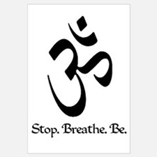 Om: Breathe & Be.