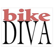 Bike Diva Poster