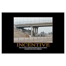 Incentive Motivational Poster