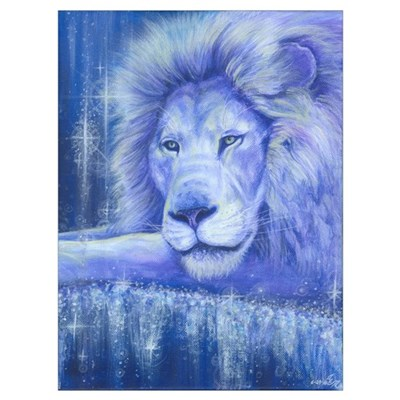 Dream Lion Poster