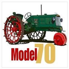 The Model 70 Poster