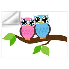 Owl love you Wall Decal