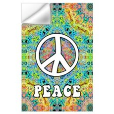 Groovy Peace Wall Decal