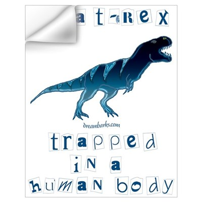 I'm a T-Rex Wall Decal