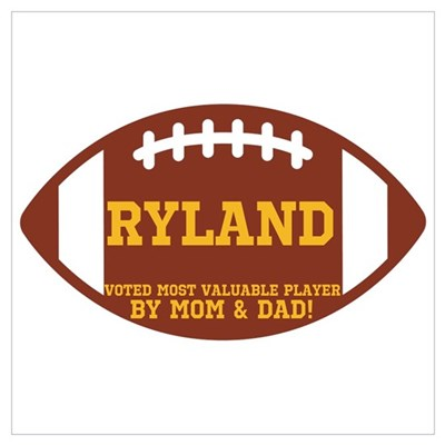 Ryland Poster