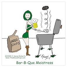 Bar-B-Que Meistress Poster