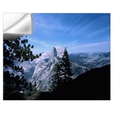 Half Dome Vista Wall Decal