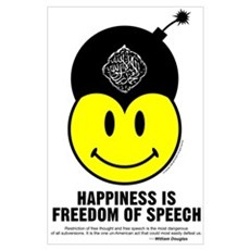 Freedom of Speech Poster