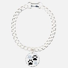 All My Children Have Paws 1 Bracelet