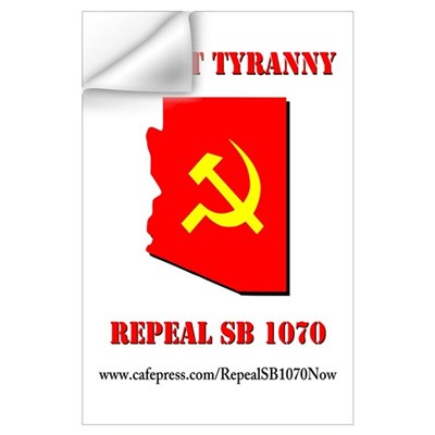 Repeal SB 1070 / Protest Sign Wall Decal