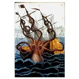Octopus Posters
