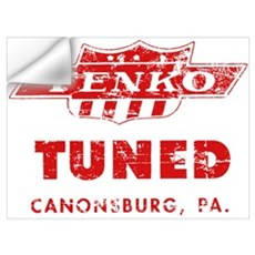 YENKO TUNED TRIBUTE Wall Decal