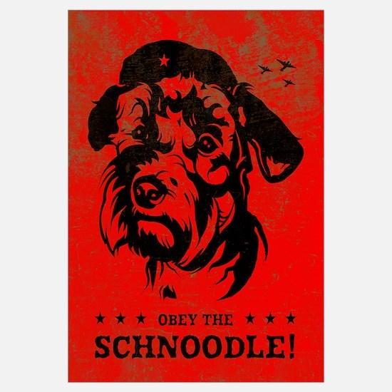 Obey the Schnoodle! Propaganda