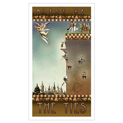 Blest Be the Ties Poster