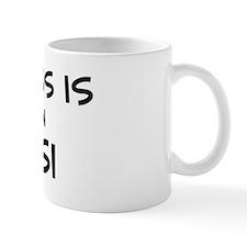 Happiness is Tbilisi Mug