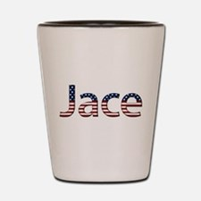 Jace Stars and Stripes Shot Glass