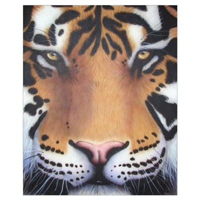 Tiger Canvas Art