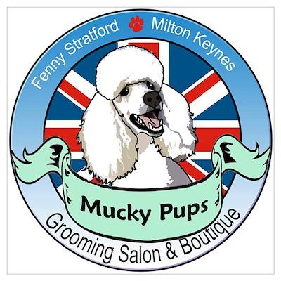 Mucky Pups Poster