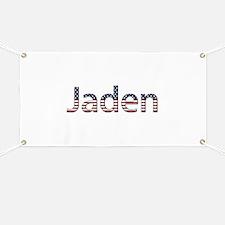 Jaden Stars and Stripes Banner