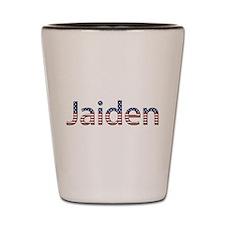 Jaiden Stars and Stripes Shot Glass