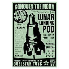 Quelstar Lunar Landing Pod
