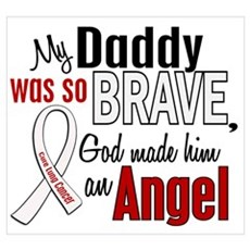 Angel 1 DADDY Lung Cancer Poster