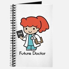 Future Doctor - girl Journal