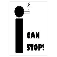 I CAN STOP SMOKING!
