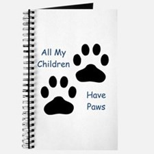 All My Children Have Paws 1 Journal
