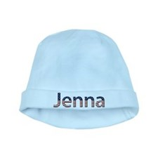 Jenna Stars and Stripes baby hat