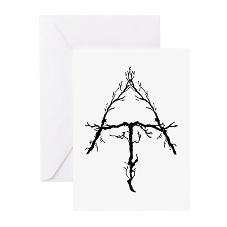 Appalachian Trail Twigs Greeting Cards (Pk of 20)