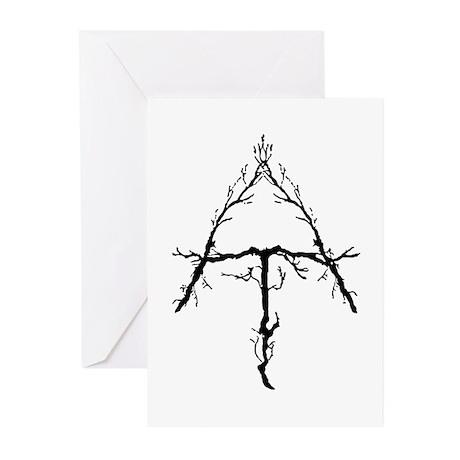 Appalachian Trail Twigs Greeting Cards (Pk of 10)
