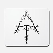 Appalachian Trail Twigs Mousepad